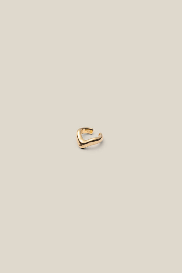 EVA 2.0 GOLD<br> (EAR CUFF)