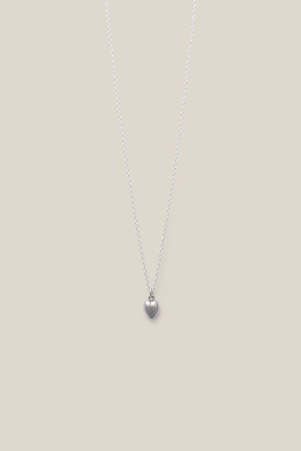 HEART SILVER<br>(CHARM)