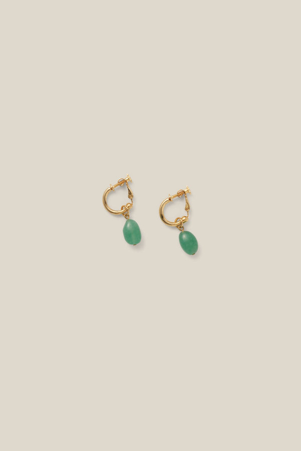 RAUDA GREEN (EARRING)