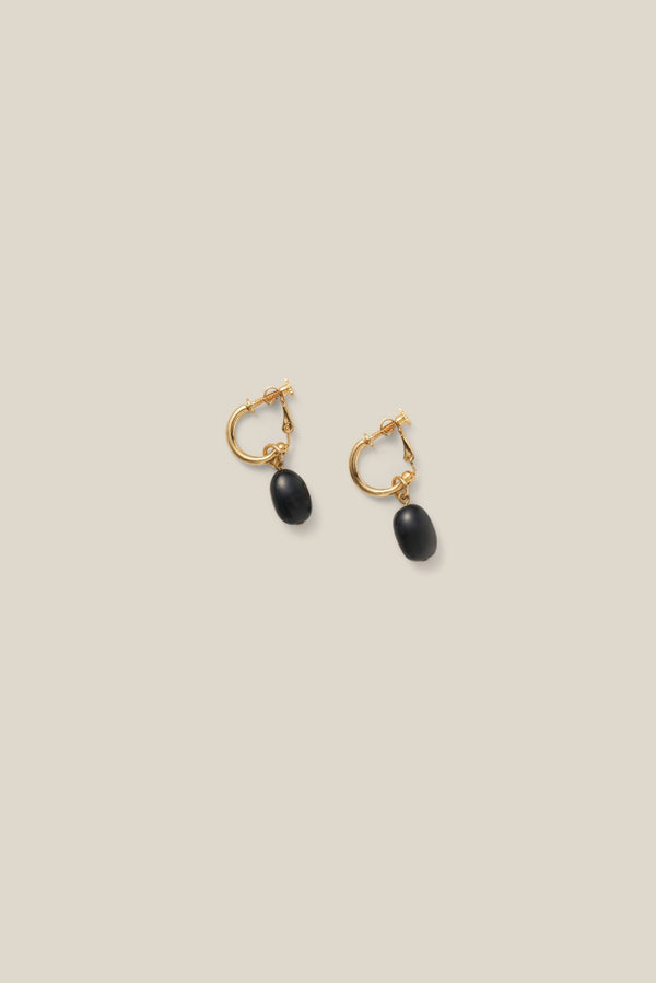RAUDA BLACK (EARRING)