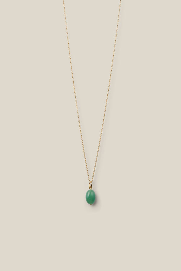 KAMILA GREEN (NECKLACE)