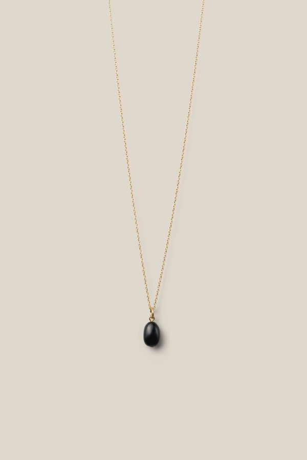 KAMILA BLACK (NECKLACE)