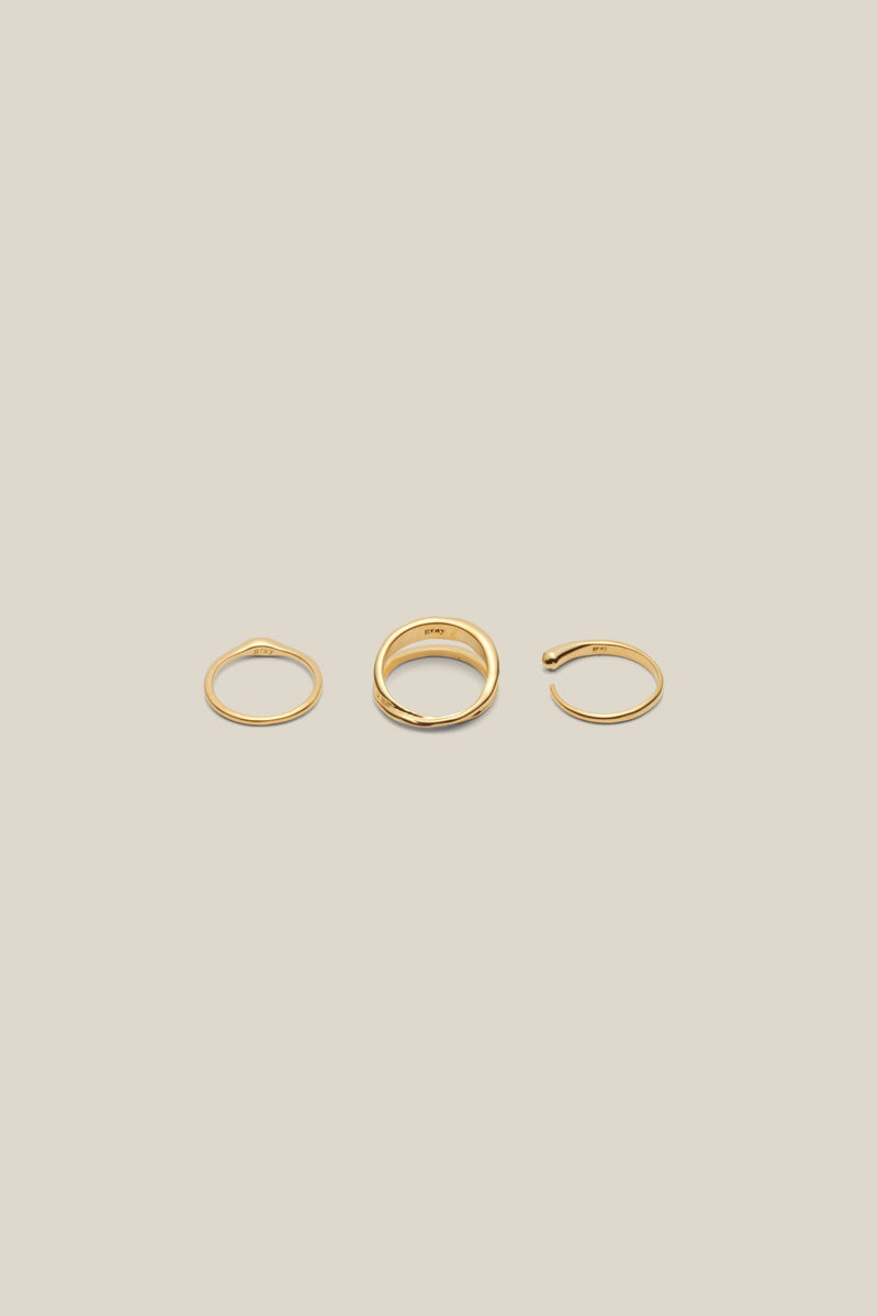 IRENE GOLD(RINGS)