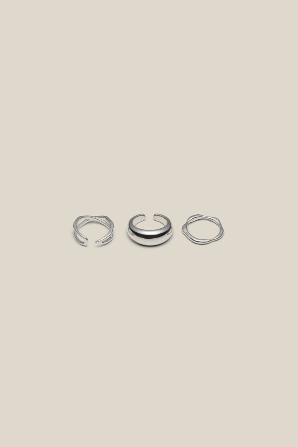 MORGAN SILVER (RINGS)
