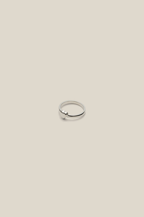 HEART SILVER (RING)