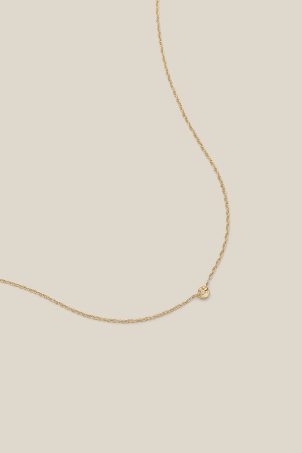 DIAMOND GOLD (NECKLACE)