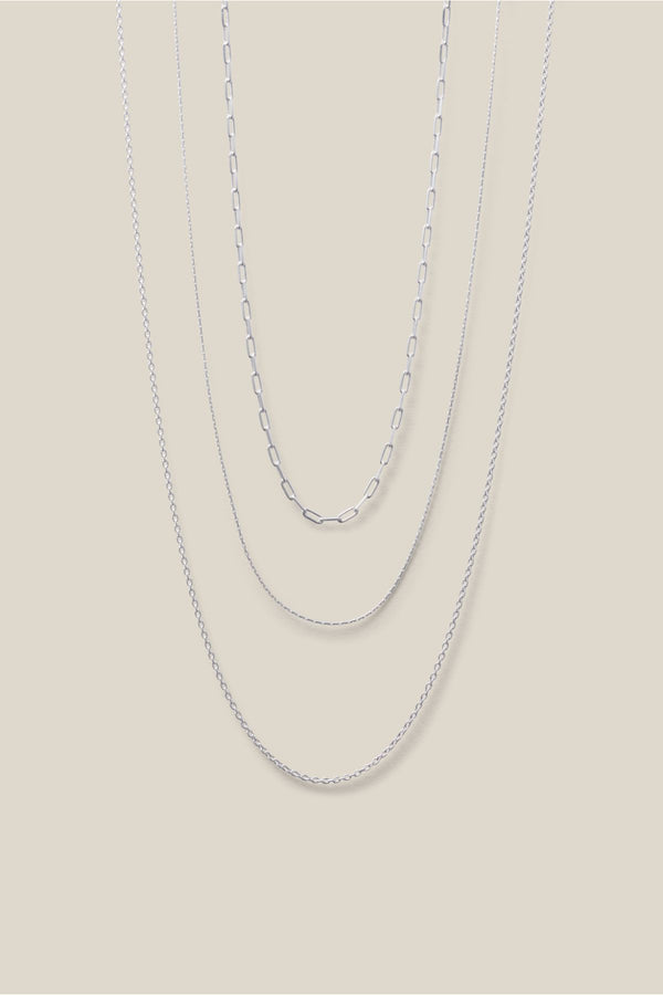 VICTORIA SILVER (NECKLACE)