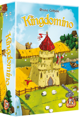 Top gezelschapspellen 2019 - kingdomino
