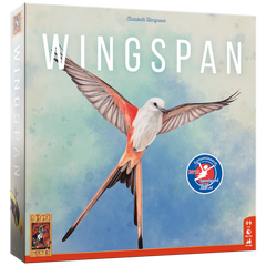 top gezelschapspellen 2019 - wingspan