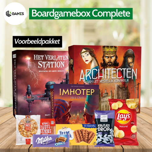 Boardgamebox Complete