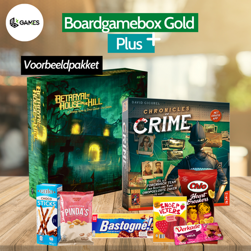 Boardgamebox Gold