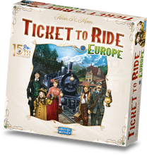 Afbeelding in Gallery-weergave laden, Ticket to Ride Europe 15th Anniversary (NL)