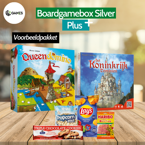 Boardgamebox Silver