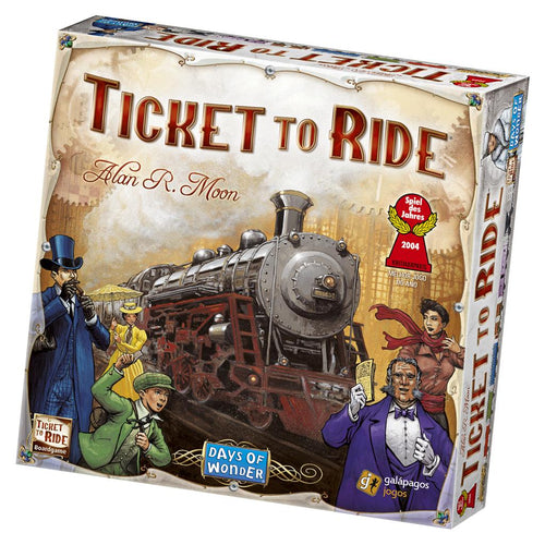 Ticket to Ride USA - EN