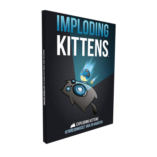 Imploding Kittens NL - Exploding Kittens expansion