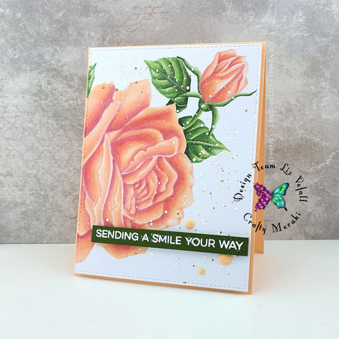 Sympathy Rose Colorado Craft Co