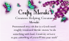 Crafty Meraki