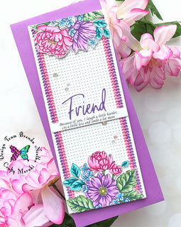 Crafty Meraki Little Things Clear stamp set - Crafty Meraki