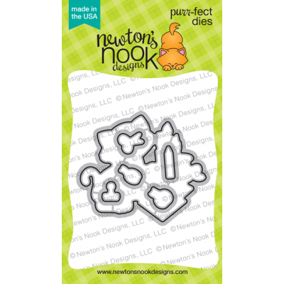 Newton's Nook Newton's Crafty Cardio Die Set - Crafty Meraki