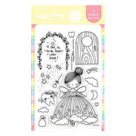 Waffle Flower Tooth Fairy Stamp Set - Crafty Meraki