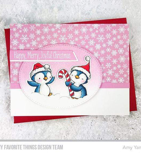 My Favorite Things SY Sweet Holiday Penguins Stamps Set - Crafty Meraki