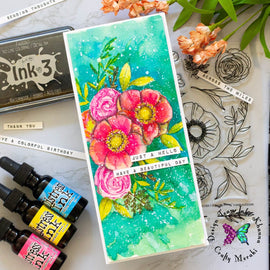 Crafty Meraki Special Edition Watercolor Kit - Crafty Meraki