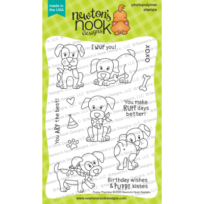 Newton's Nook Puppy Playtime - Crafty Meraki