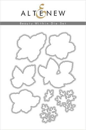 Altenew Beauty Within Die Set - Crafty Meraki