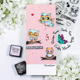 Crafty Meraki Owl Yours stamp set - Crafty Meraki