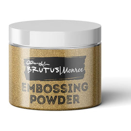 Brutus Monroe Metallic Embossing Powder- Gilded - Crafty Meraki
