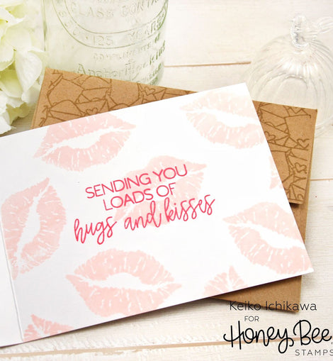 Honey Bee Stamps Pickup Lines | 6x6 Stamp Set - Crafty Meraki