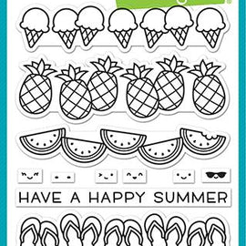 Lawn Fawn simply celebrate summer - Crafty Meraki