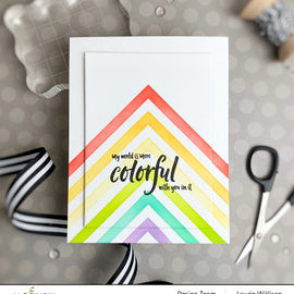 Altenew  Mighty Corners Stencil - Crafty Meraki