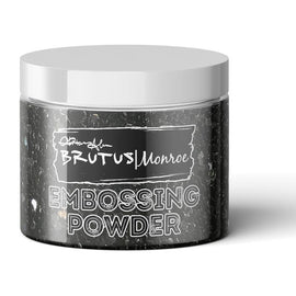 Brutus Monroe Embossing Powder-Milky Way - Crafty Meraki