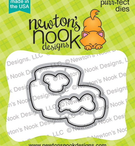 Newton's Nook Love Café Die Set - Crafty Meraki