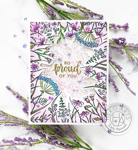 Hero Arts +Pinkfresh Studio You Make A Difference Stamp Set - Crafty Meraki