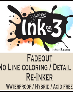 Inkon3 Fadeout Re-Inker - Crafty Meraki
