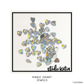 Studio Katia Magic Heart Crystals - Crafty Meraki