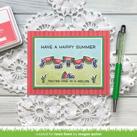 Lawn Fawn simply summer sentiments - Crafty Meraki