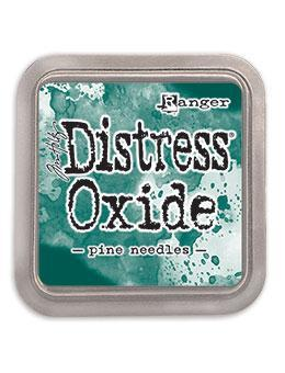 Ranger Tim Holtz Distress® Oxide® Ink Pad Pine Needles - Crafty Meraki