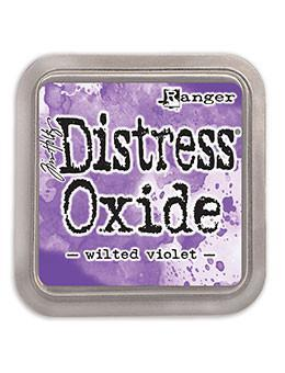 Ranger Tim Holtz Distress® Oxide® Ink Pad Wilted Violet - Crafty Meraki