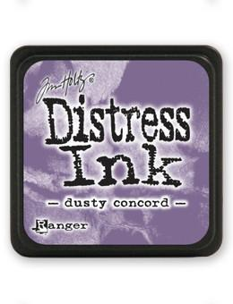 Ranger Tim Holtz Mini Distress® Ink Pad Dusty Concord - Crafty Meraki