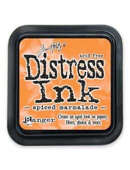 Ranger Tim Holtz Distress® Ink Pad Spiced Marmalade - Crafty Meraki