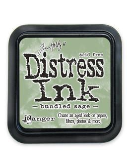Ranger Tim Holtz Distress® Ink Pad Bundled Sage - Crafty Meraki