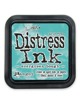 Ranger Tim Holtz Distress® Ink Pad Evergreen Bough - Crafty Meraki