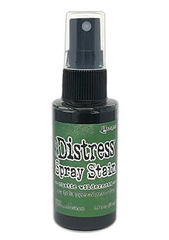 Tim Holtz Distress® Spray Stain Rustic Wilderness, 2oz - Crafty Meraki