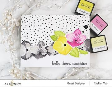 Altenew Basic Blooms Stamp Set - Crafty Meraki