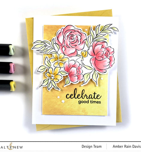 Altnew Celebrate Today Stamp Set - Crafty Meraki