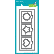 Lawn Fawn Small Slimline With Lift The Flaps - Crafty Meraki