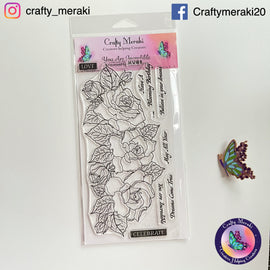 Crafty Meraki You are Incredible Stamp set - Crafty Meraki